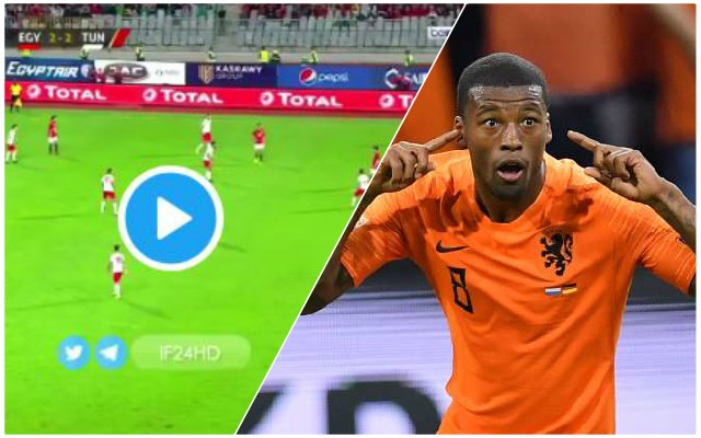 (Video) Wijnaldum and Salah net superb winners on international duty