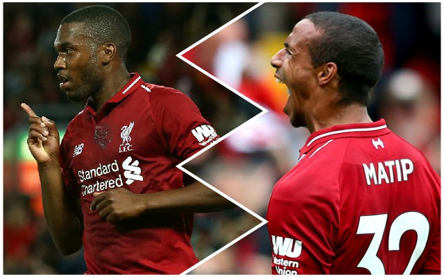 Reds fans react to team news: Matip and Sturridge start; Keita on the bench