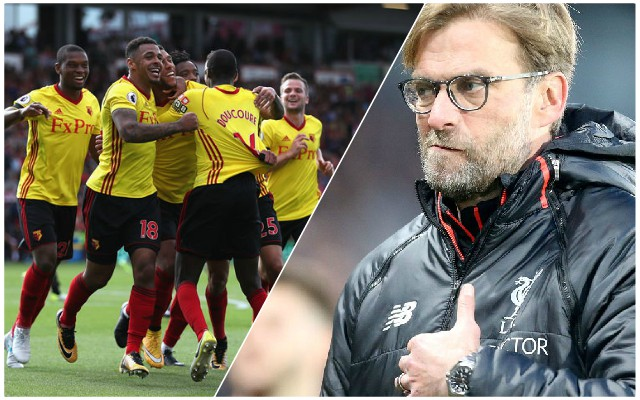 """A revelation"": Watford expert picks out surprise player LFC must stop"
