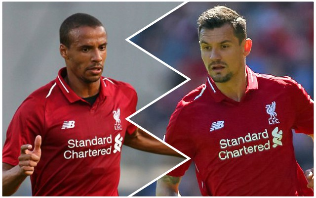 Why Dejan Lovren doesn't even make the bench to face Red Star Belgrade