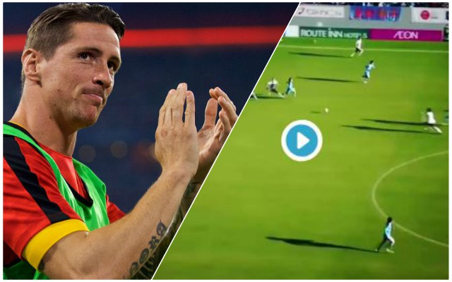 Watch: Late Torres winner saves club from relegation
