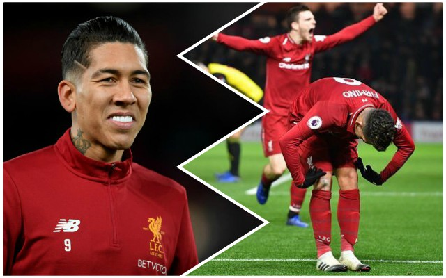 Explained: What Roberto Firmino's celebration actually meant