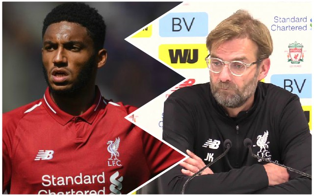 Klopp gives latest update on crucial star's injury