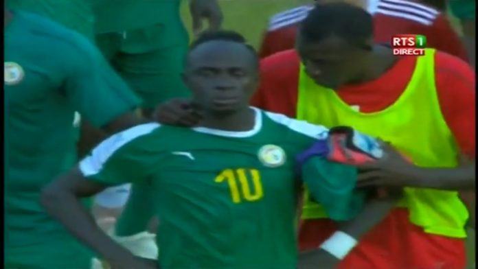 Senegalese media explain why Sadio Mane left pitch in tears after win