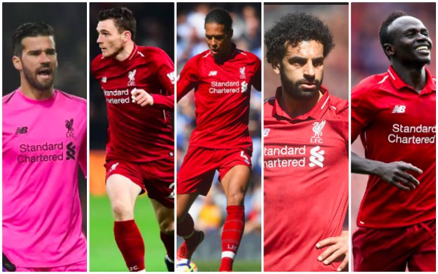 Top 50 Premier League Players of the Season ranked; Five Reds make cut