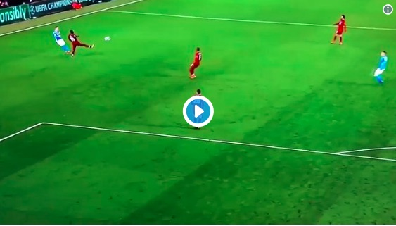 (Video) Alisson makes ridiculous, world-class save in injury time to win LFC the tie