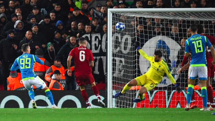 'He saved my life there…' Liverpool fans break internet after Alisson's match-winning moment