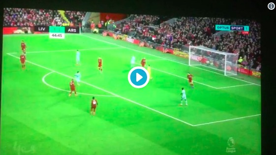 (Video) Alisson's jaw-dropping pass leads to 4th LFC goal