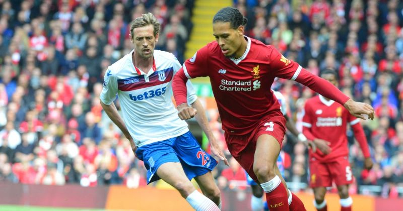 Crouch: The underrated Englishman Van Dijk reminds me of