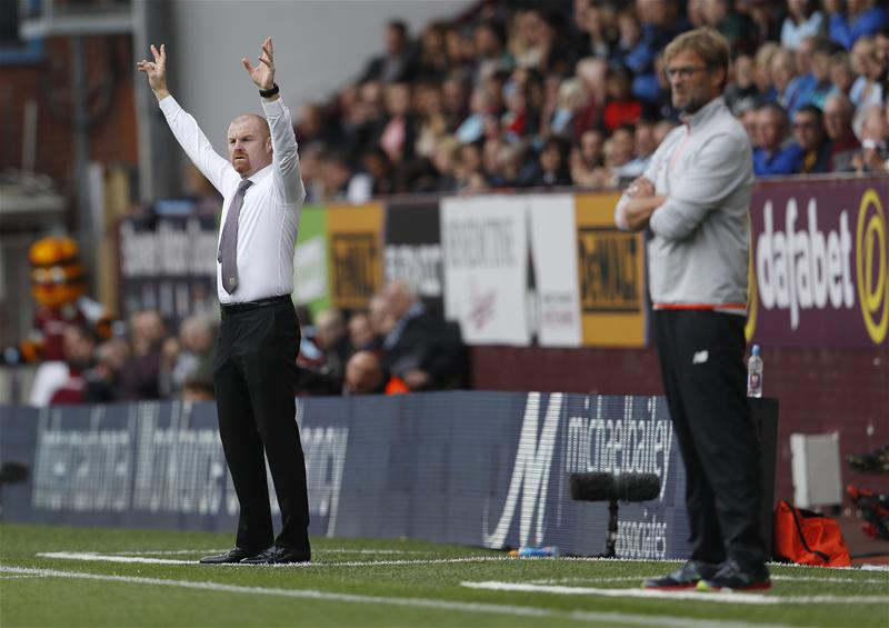 Burnley boss admits loving Liverpool in local interview