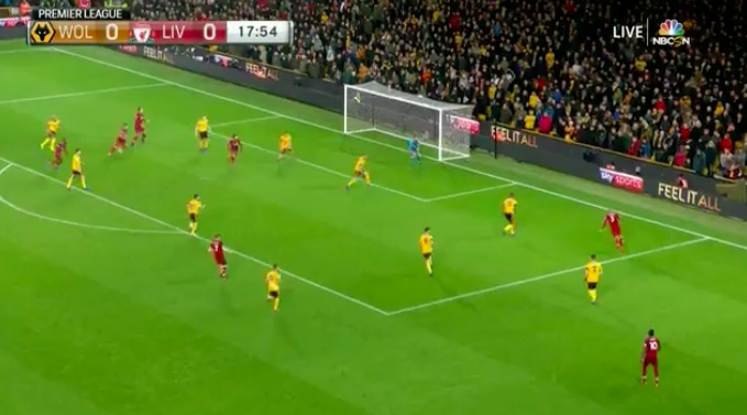 (Video) Salah scores lovely finish after another sublime Fabinho assist