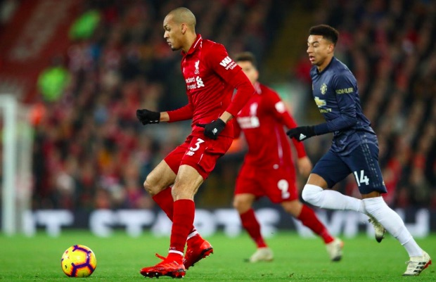 (Video) Sit back & watch highlights of Fabinho's midfield masterclass