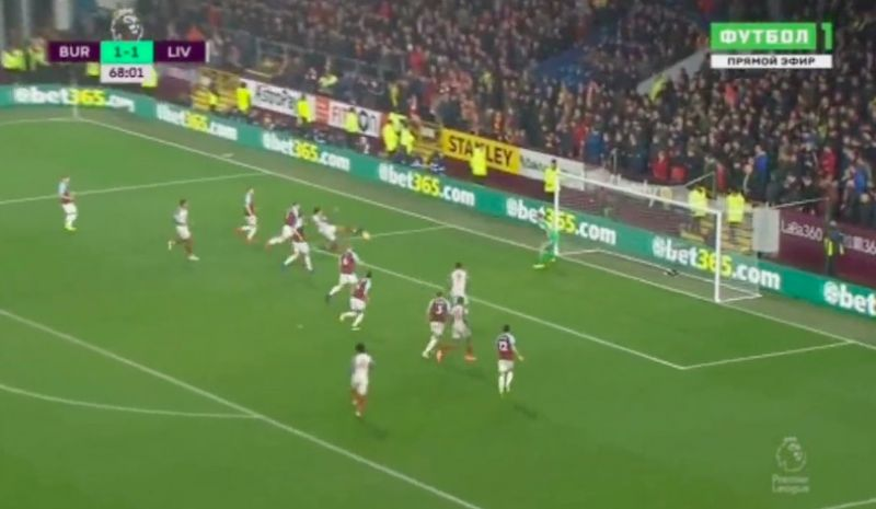 (Video) Firmino scores crucial tap-in after van Dijk's first time cross