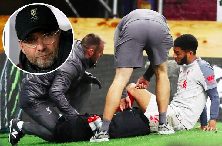 Klopp drops Joe Gomez bombshell & gives fans disappointing timeframe for his return