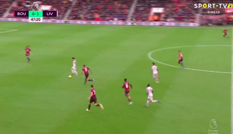 (Video) Salah Worldy: Evades foul, beats two men & finishes beautifully