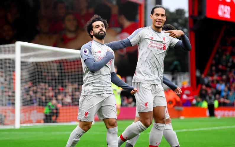 'One season wonder' 'Joke' Reds hit Twitter following jaw-dropping Salah hat-trick
