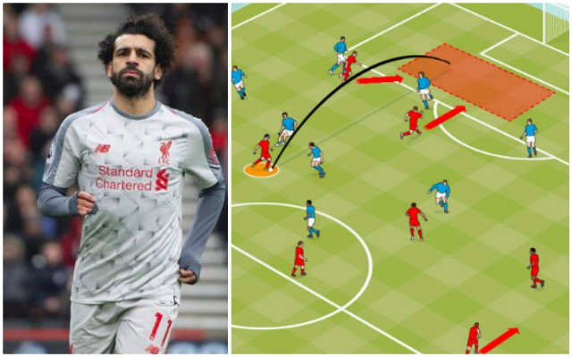 Carra spots something smart Klopp is doing with Salah tactically