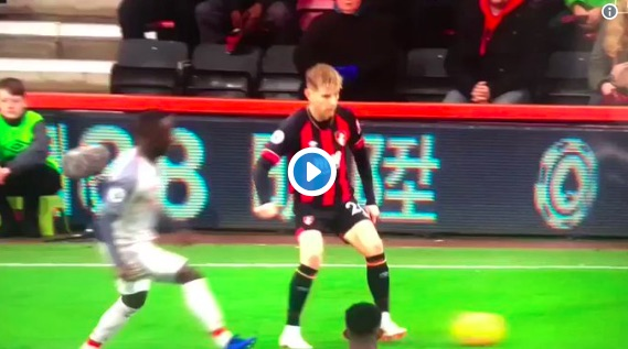 (Video) Keita wins possession and drops double nutmeg with crazy skill