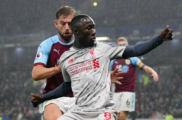 Some exceptional Naby Keita stats emerge from Burnley win