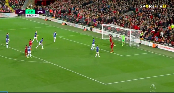 (Video) Watch Origi's 96th minute winner v Everton