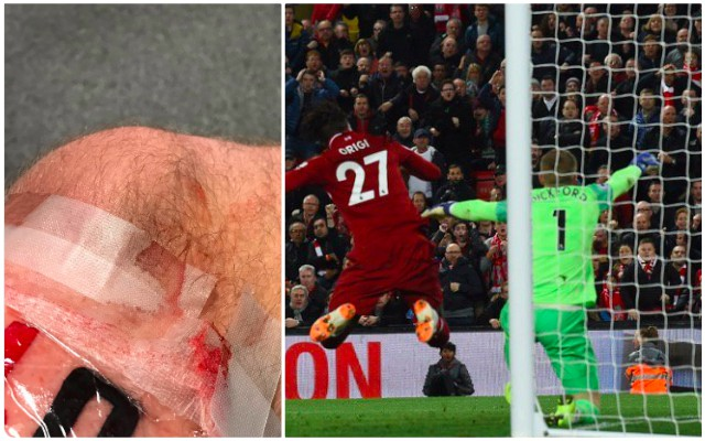 Liverpool fan got this quality Origi Tattoo to commemorate Everton win