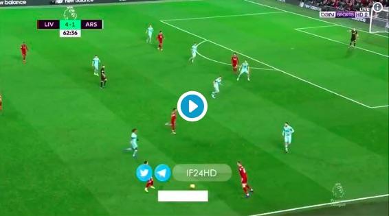 (Video) Salah's backheel pass to Fabinho is ridiculous