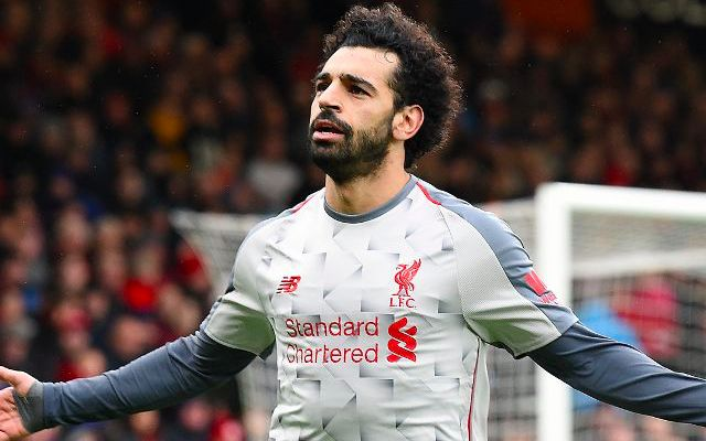 The incredible record Mohamed Salah could break this weekend