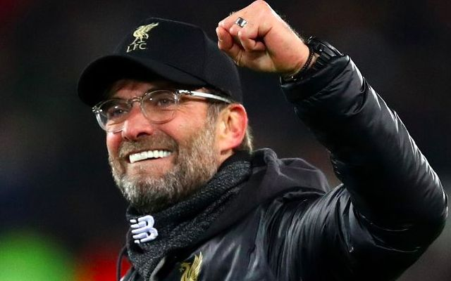 Liverpool receive boost in race to sign £36million striker