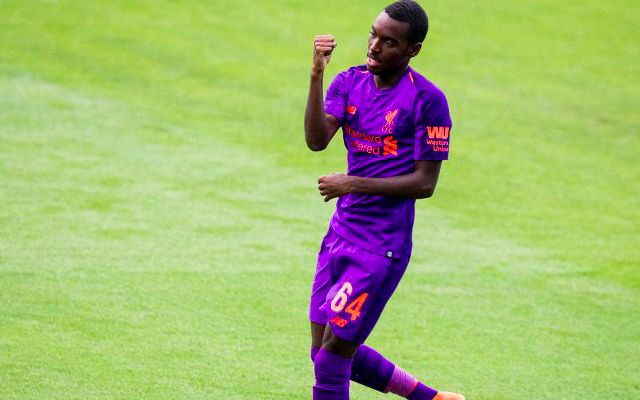 Klopp names U23s star as unlikely right-back option amid injury woes
