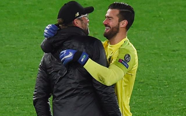 Alisson: what is was like to make 92nd minute save vs. Napoli
