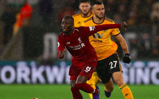 Klopp: what Naby Keita needs in order to improve at Liverpool
