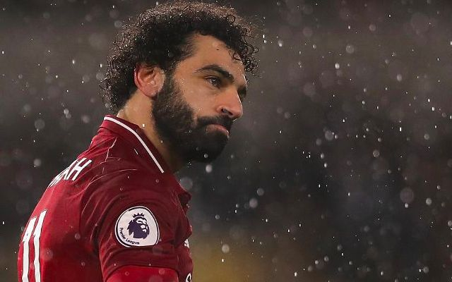 Juventus linked with player-plus-cash bid for Mohamed Salah – there's no chance