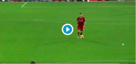 (Video) The Dejan Lovren quarterback pass you may have missed vs. Newcastle