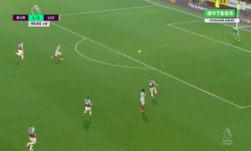 (Video) Shaqiri scores breathtaking breakaway goal which proves Alisson's quality