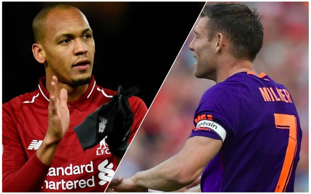 Reds give verdict on who should play RB vs. Manchester United