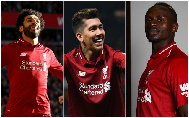 The 855-minute wait Salah, Mane & Firmino are looking to end on Sunday