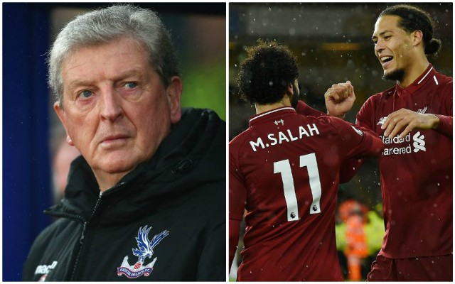 Here's what Roy Hodgson said on Liverpool's title chances after Man City upset
