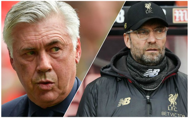 Carlo Ancelotti reveals Napoli's brave game-plan vs. Liverpool