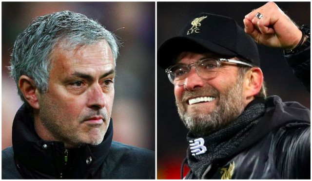 Klopp tells journalists to 'Google' Mourinho's playing position: 'Was it goalkeeper?'