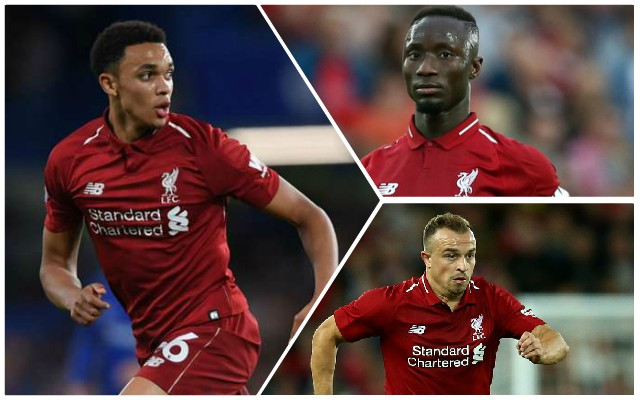 How the Reds must line up in the Merseyside derby
