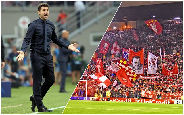 Pochettino challenges Spurs fans to be more like Reds supporters