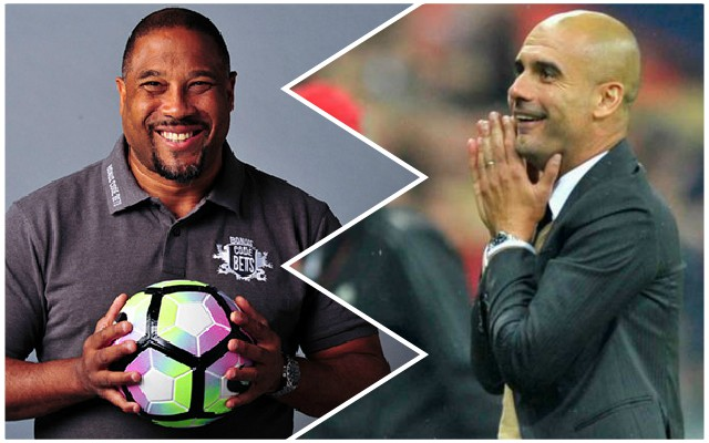 John Barnes makes huge claim about Man City as he makes bold title prediction