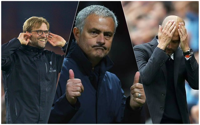 Jose Mourinho takes pathetic swipe at Reds in bid to distract from United woe