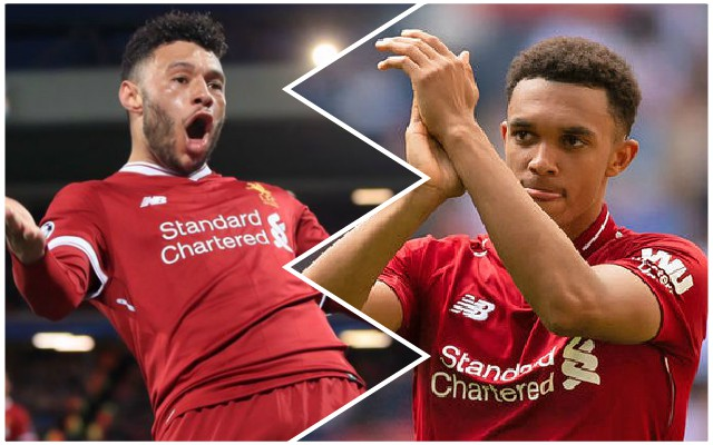 'Wipe away the tears!': Chamberlain brilliantly mocks Trent over pool hammering
