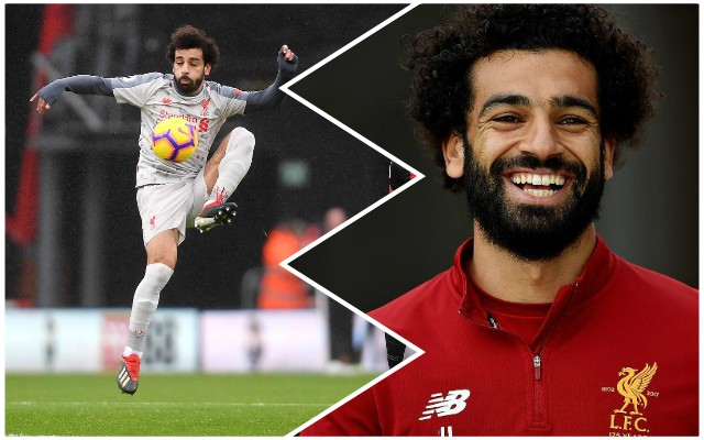 What Bournemouth fans did for Salah after hat-trick shows they appreciate genius