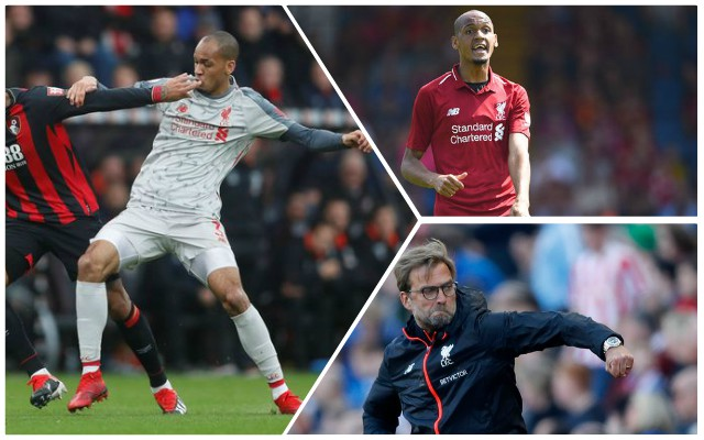 'Best midfield performance since Gerrard left!': Reds love this man's performance