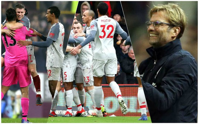 Klopp praises 'highest level' defender who excelled with Virgil van Dijk