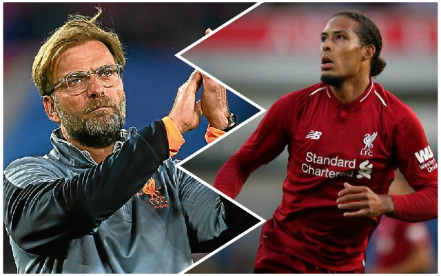 Klopp: Why this Reds man is 'outstanding'