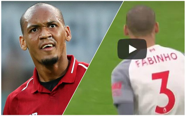(Video) Re-watch Fabinho's stunning dominant display against Bournemouth