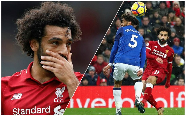 'Unbelievable', 'Crazy': Salah says Merseyside derby is 'something different'